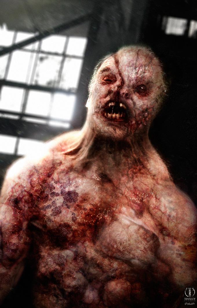 American Horror Story Asylum Concept Designs by Jerad S. Marantz