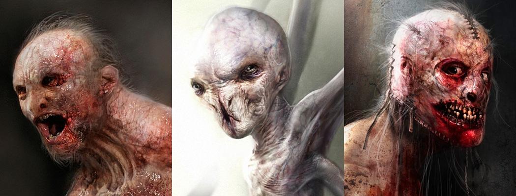 American Horror Story Asylum Concept by Jerad S. Marantz MA01