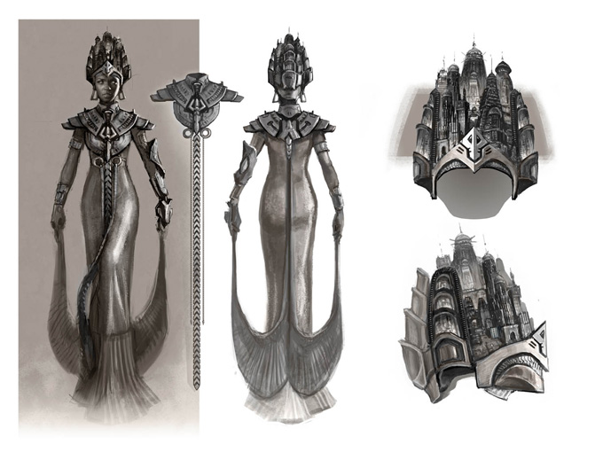 Chad Weatherford Concept Art