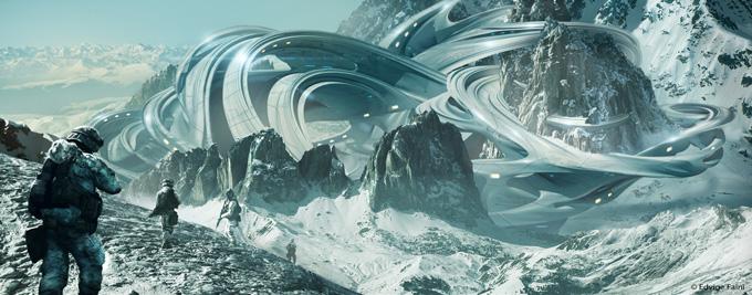 Edvige Faini Concept Art