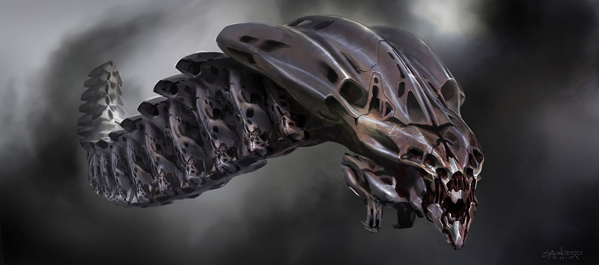 The Avengers Concept Art by Phil Saunders | Concept Art World  The Avengers Co...
