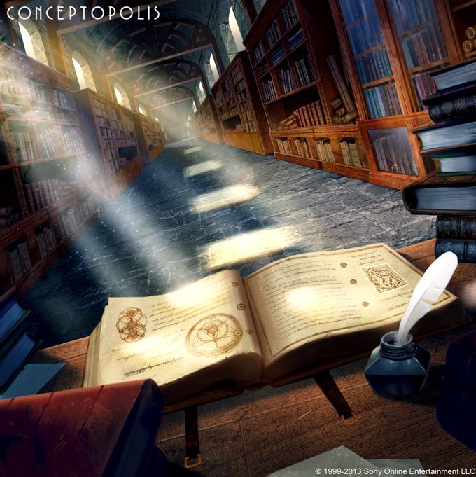 Conceptopolis Art for Entertainment