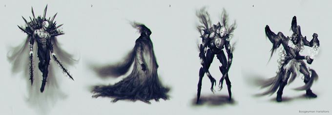 Yefim Kligerman Concept Art and Illustration