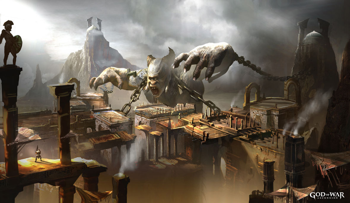 God of war ascension concept art concept art world god of war ascension concept art voltagebd Choice Image