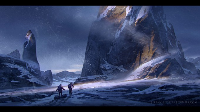 Jeremy_Fenske_Concept_Art_Illustration_15_blue_mountains
