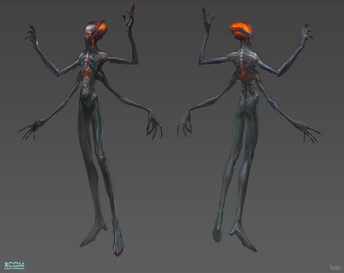 Xcom Enemy Within Concept Art Concept Art XCOM Enemy