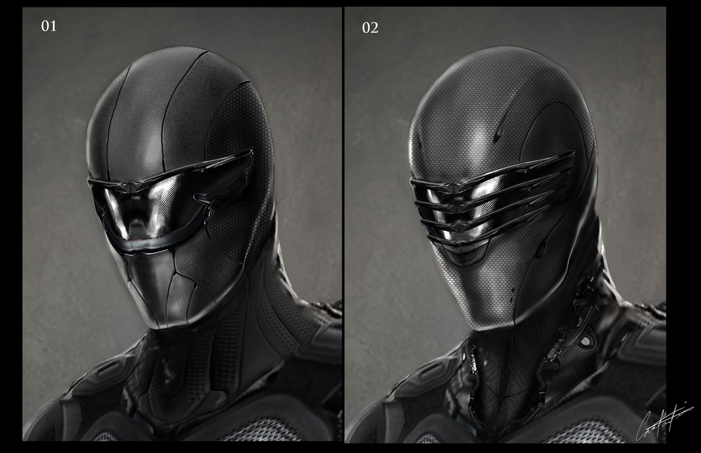 G.I. Joe: Retaliation Concept Art and Character Designs by ...