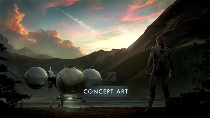 Oblivion Movie Concept Art