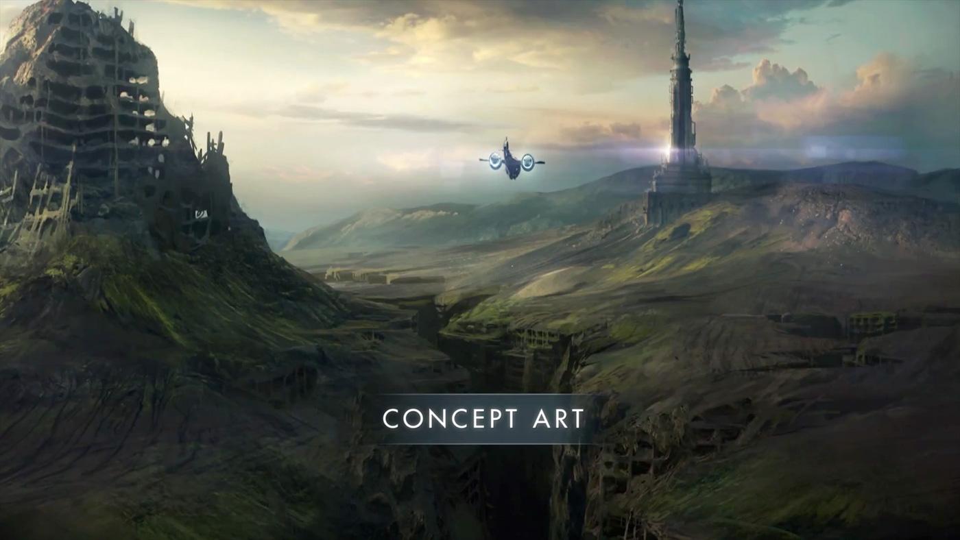 Oblivion - World of Oblivion | Concept Art World