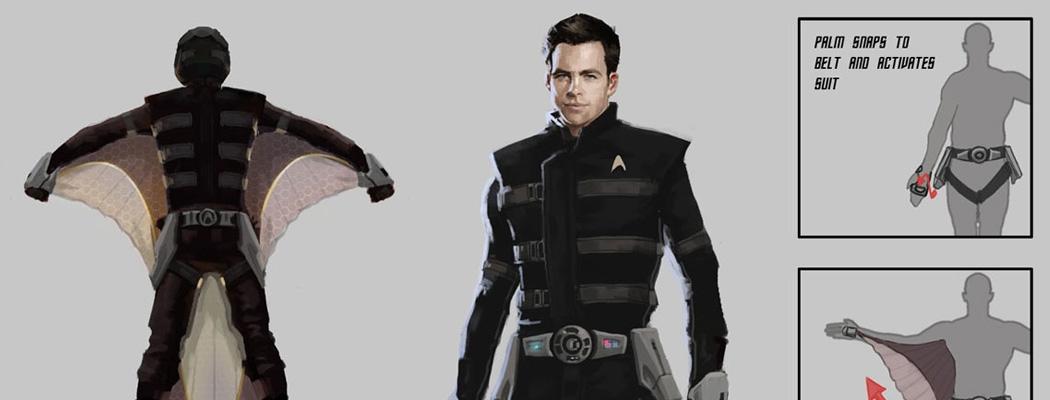 Star Trek Game Concept Art Fernando Acosta MA01