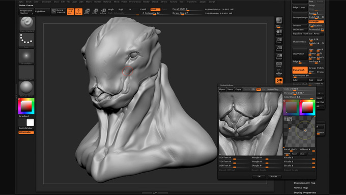 Ben Mauro - Zbrush for Concept Artists Volume 1