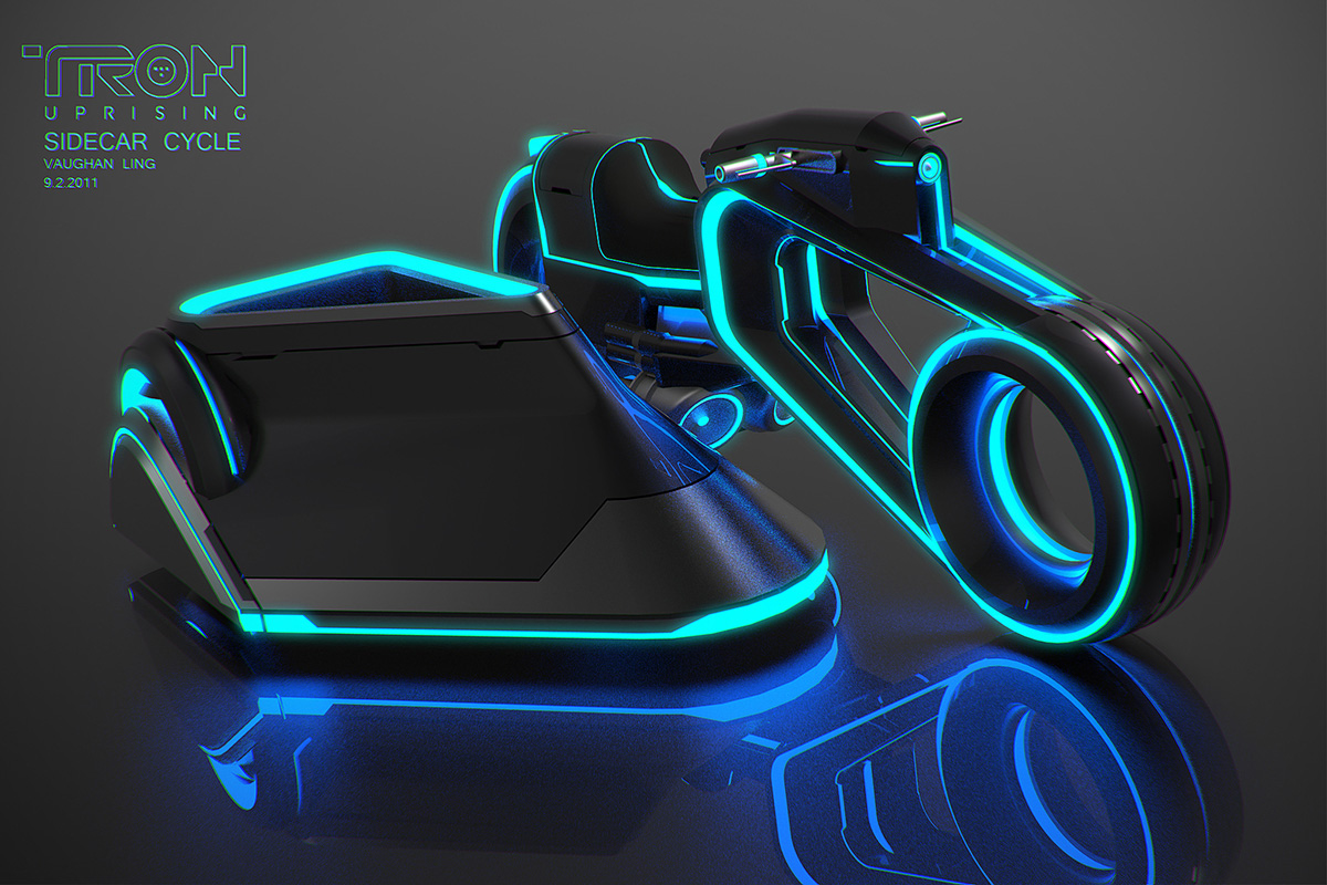 tron uprising series 2