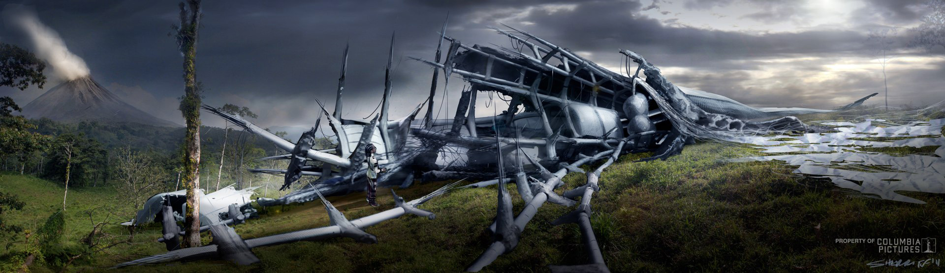 after earth concept art - photo #6