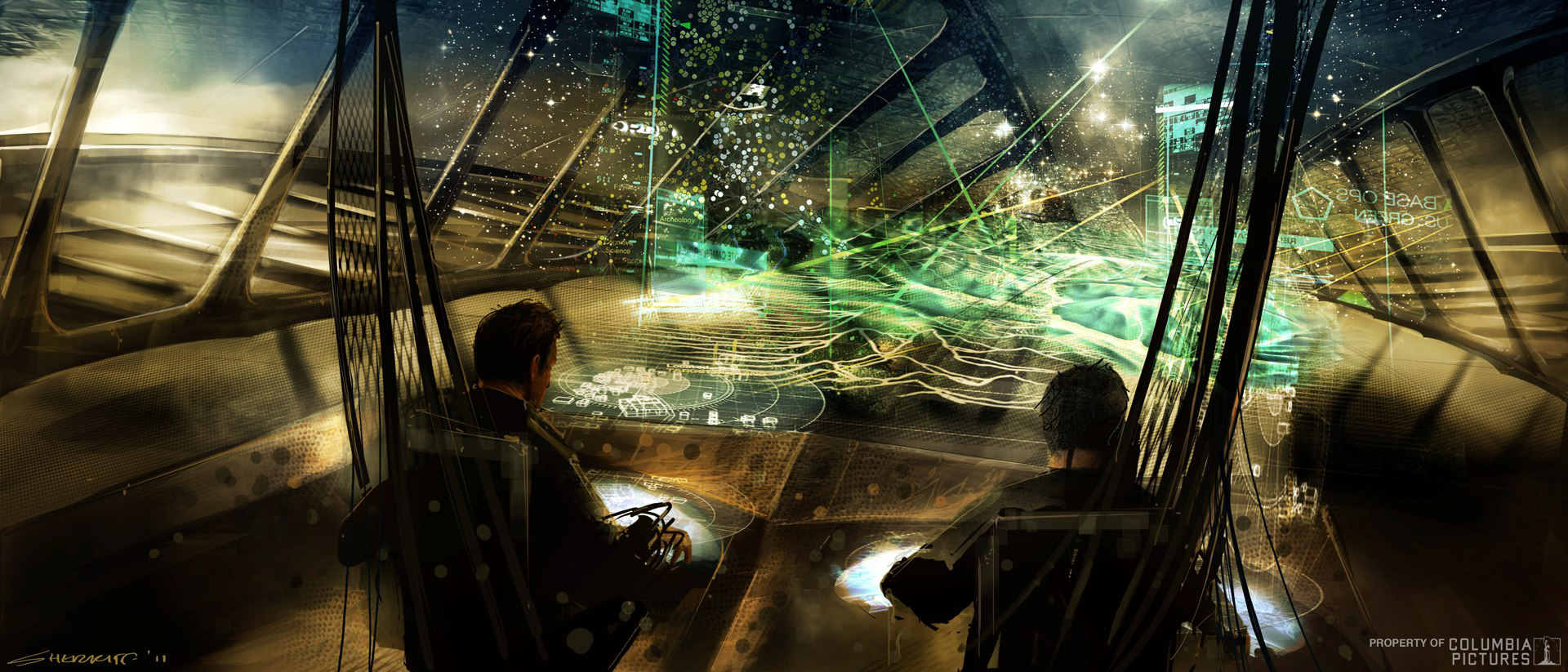 after earth concept art - photo #7