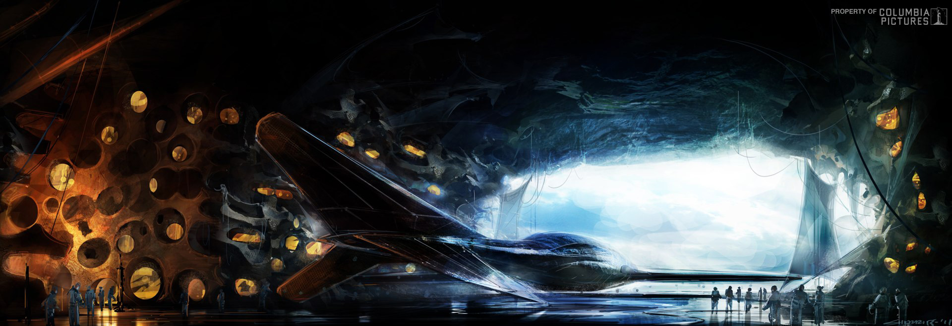 after earth concept art - photo #15