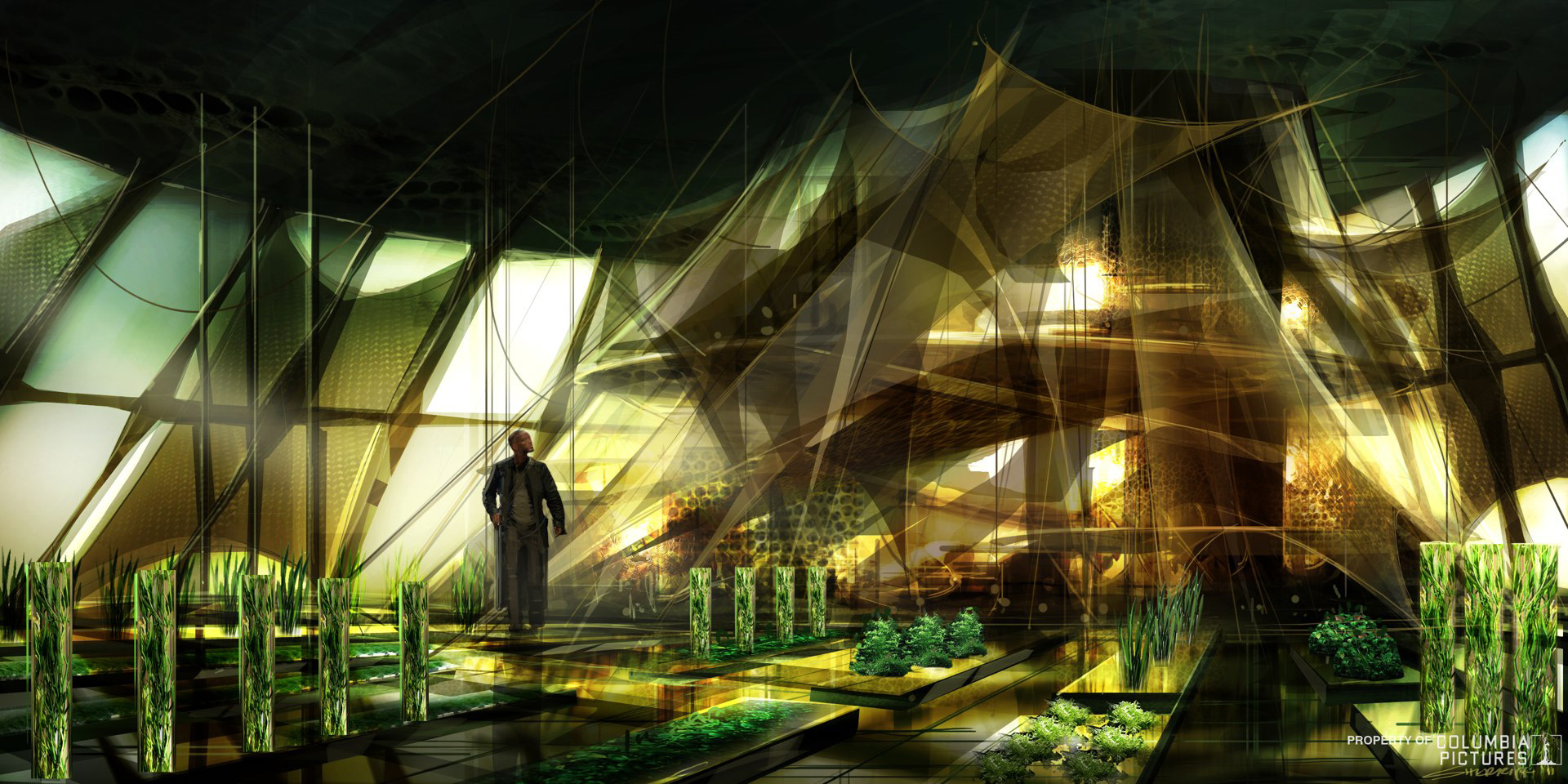 after earth concept art - photo #8