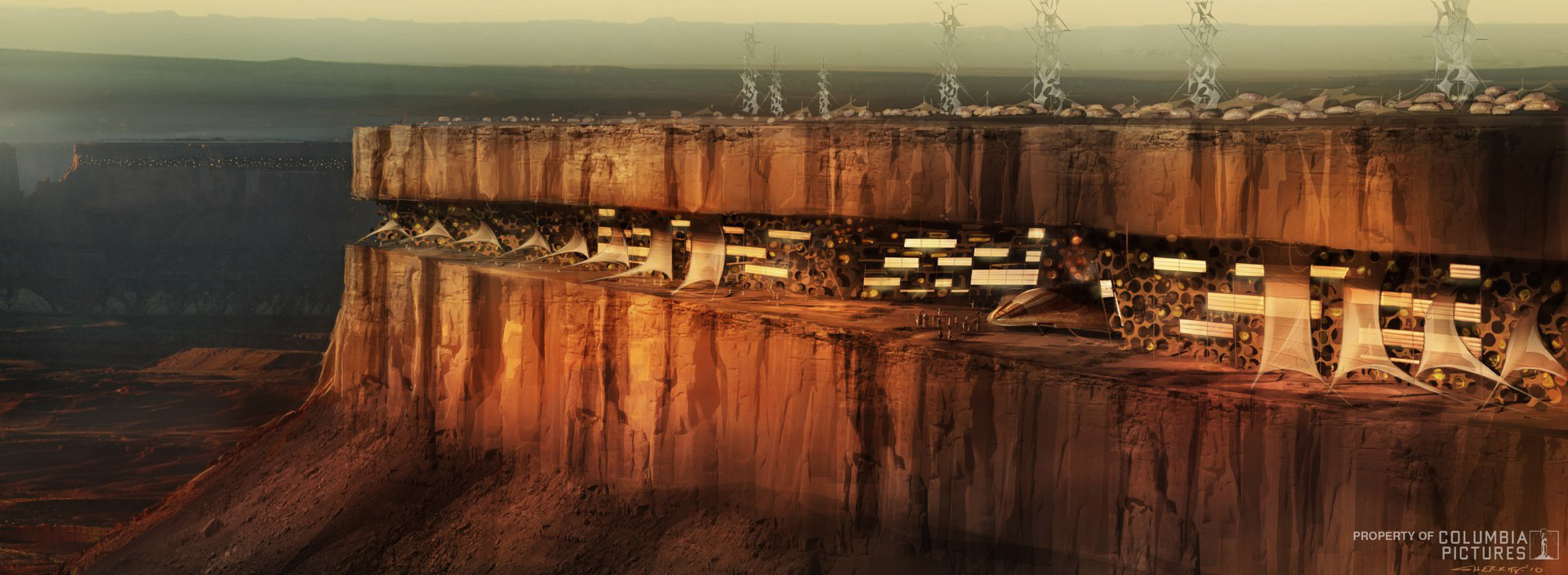 after earth concept art - photo #36