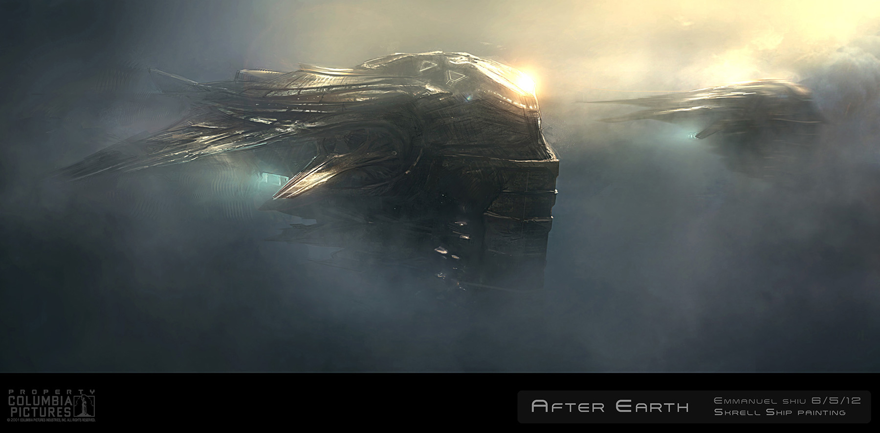 after earth concept art - photo #17