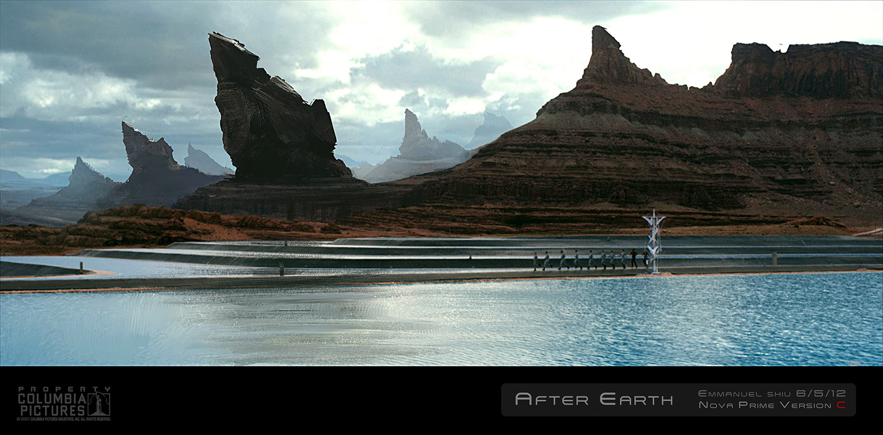 after earth concept art - photo #25