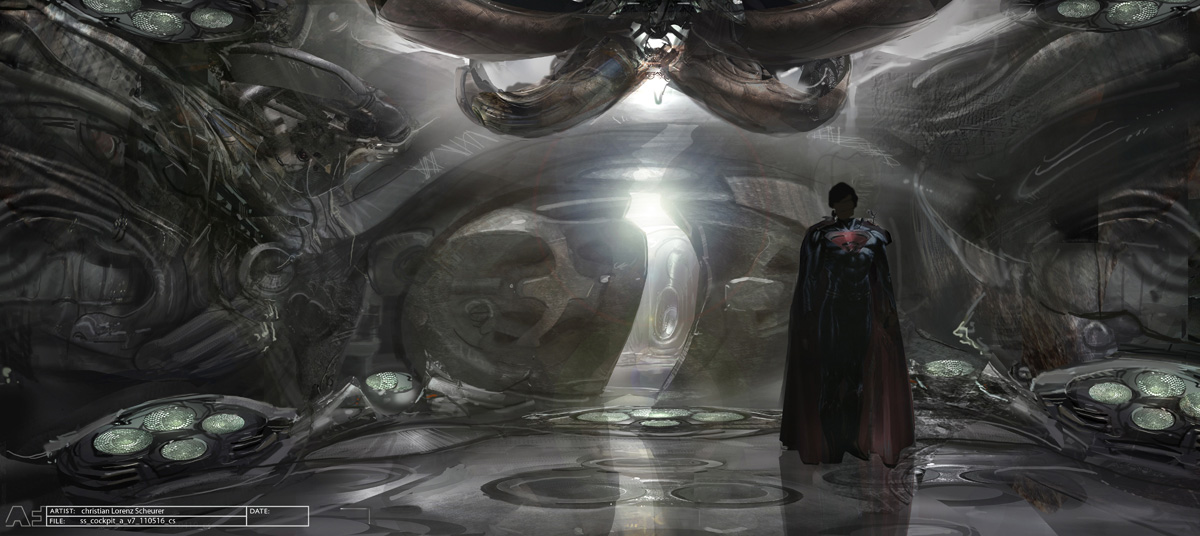 Man of Steel Concept A...