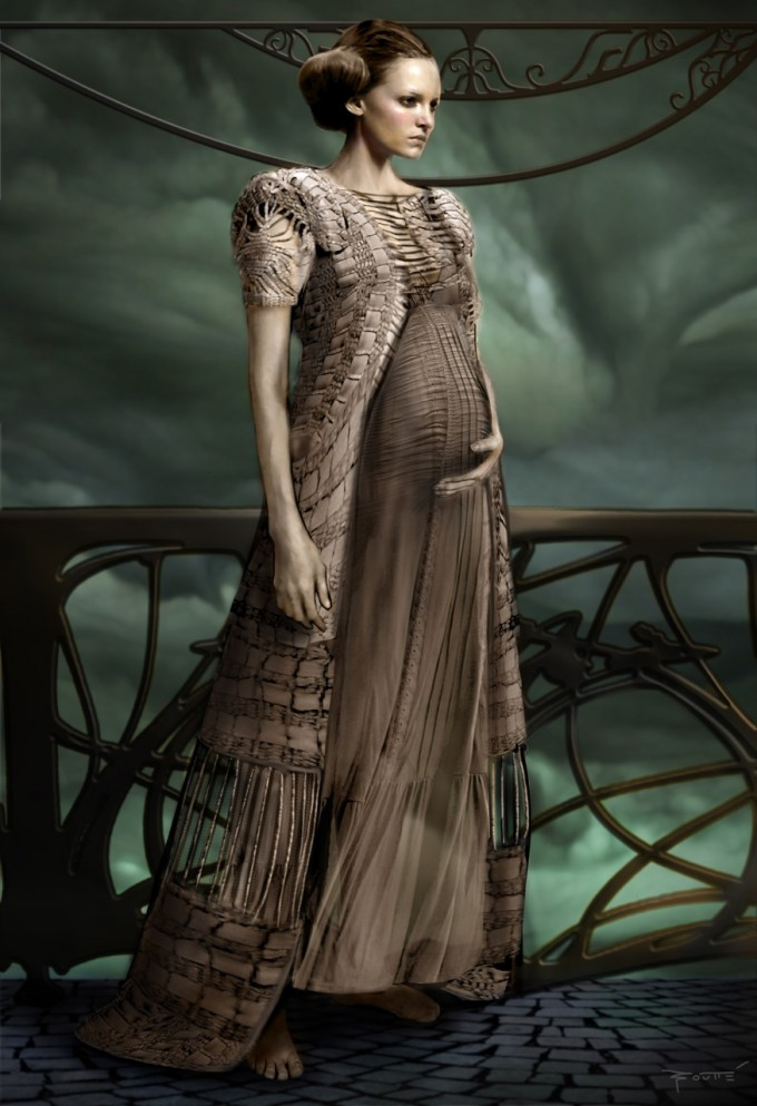 Man_of_Steel_Concept_Art_PB_Lara_Pregnant_Birthingoutfit_01