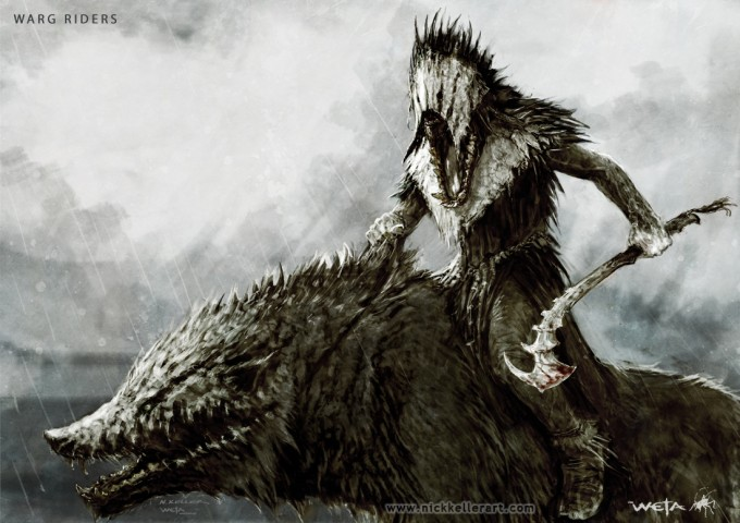 The_Hobbit_An_Unexpected_Journey_Concept_Art_NK_DG_Warg_Riders_01
