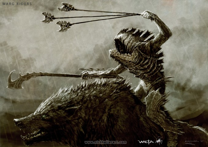 The_Hobbit_An_Unexpected_Journey_Concept_Art_NK_DG_Warg_Riders_05