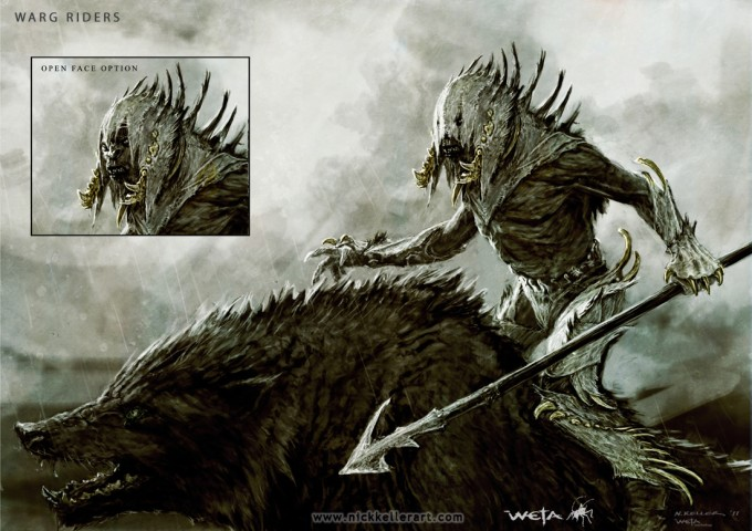 The_Hobbit_An_Unexpected_Journey_Concept_Art_NK_DG_Warg_Riders_11