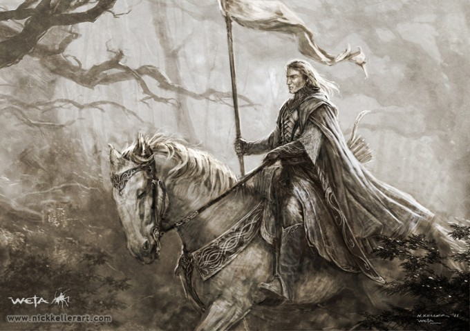 The_Hobbit_An_Unexpected_Journey_Concept_Art_NK_Rivendell_Elf_Rider