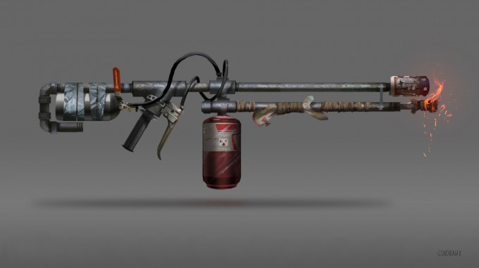 The_Last_of_Us_Concept_Art_Flamethrower_NG-01