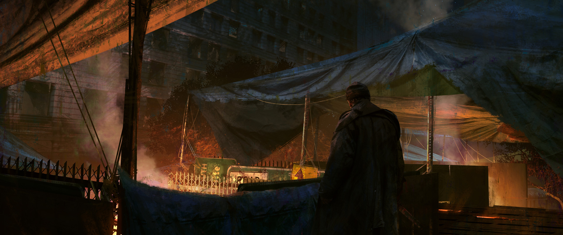 The Last Of Us Concept Art Concept Art World