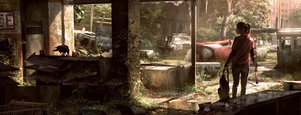 The Last Of Us Concept Art Concept Art World