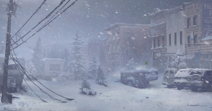 The_Last_of_Us_Concept_Art_Town_Whiteout_AL-01