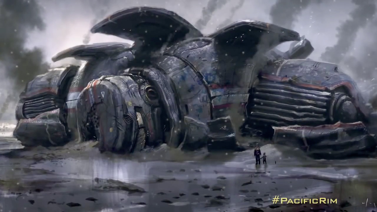 pacific rim yeager
