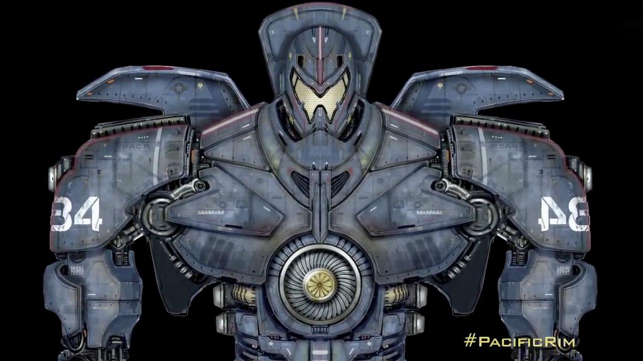 Pacific Rim Jaegers Me...