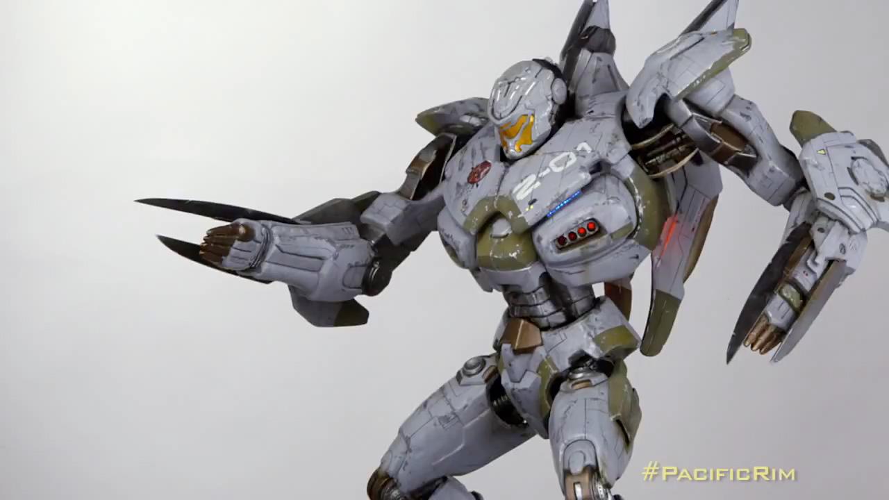 Pacific Rim Jaeger Mec...
