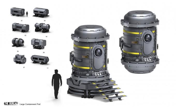 01_TheBureau_XCOM_Concept_Art_SamBrown_ContainmentPod01