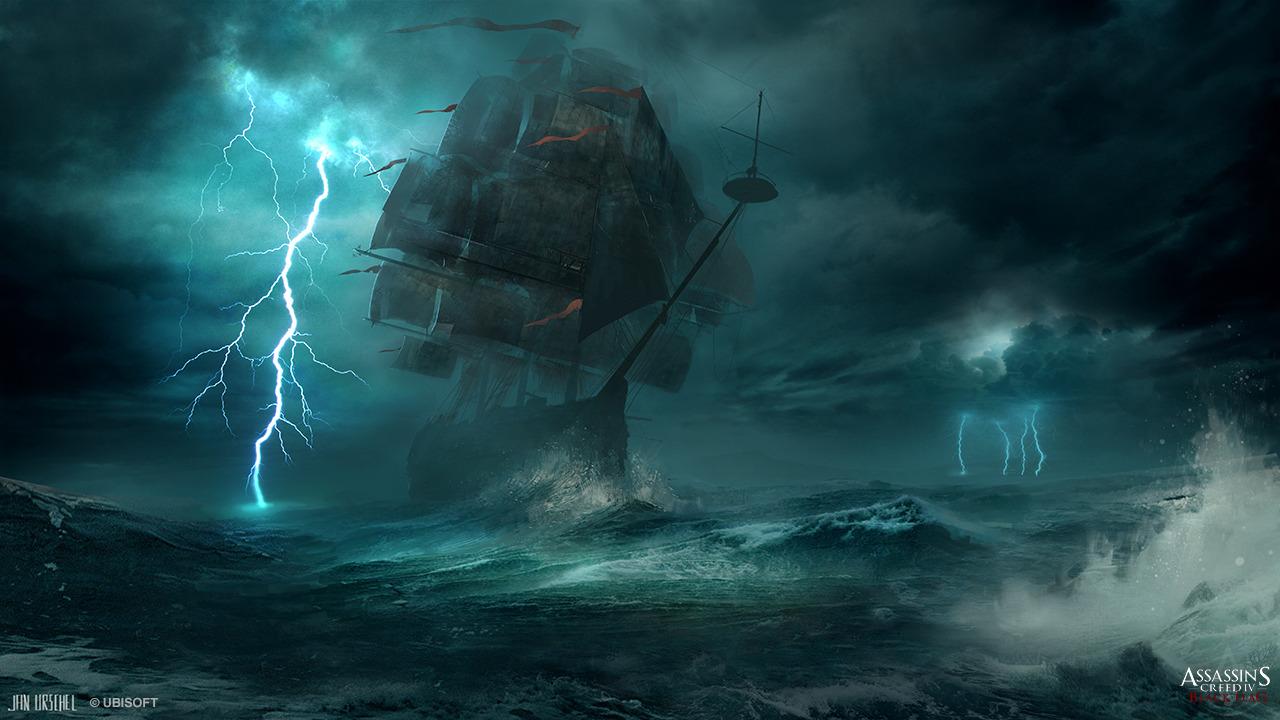 Artwork Of Natural Disasters Film