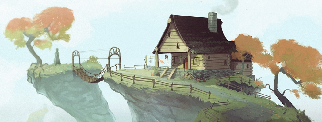 Brothers A Tale of Two Sons Concept Art MA01