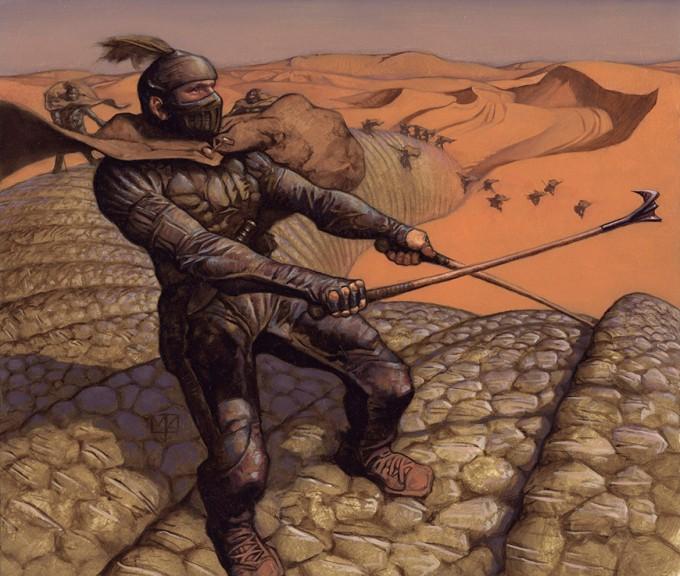 Mark_Zug_Dune_Card_Art_sand_rider_otheym