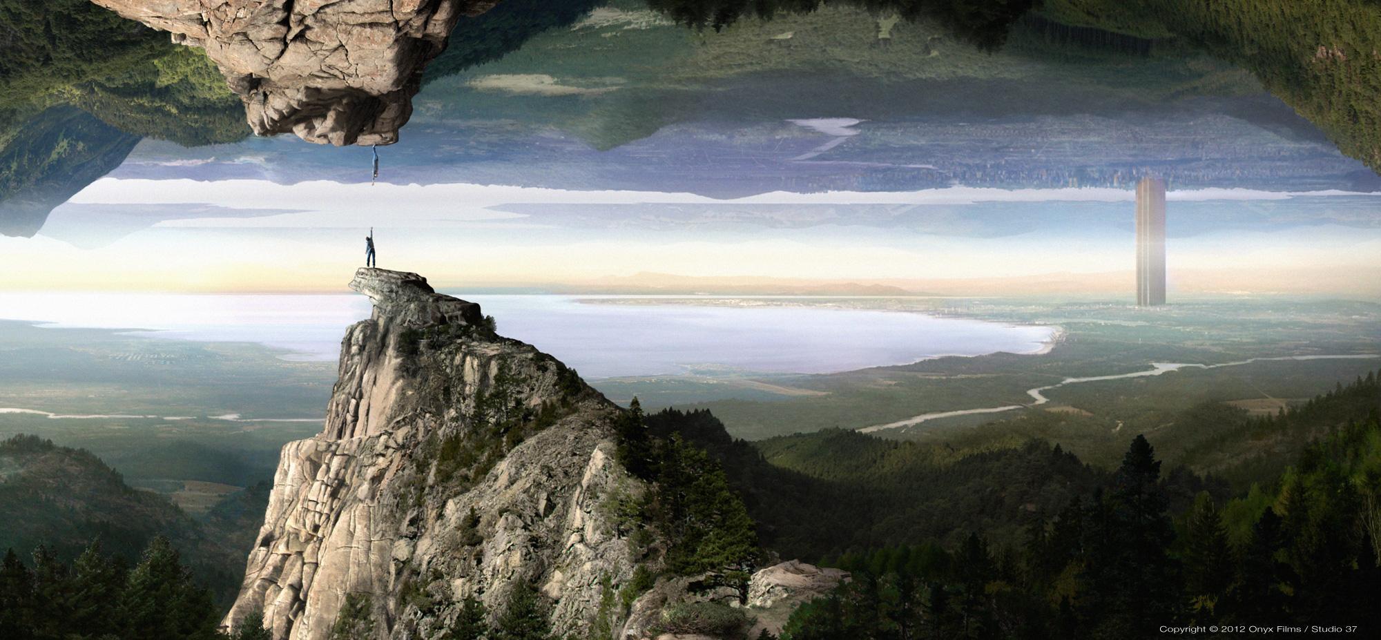 Upside Down Art Meinert Hansen Concept Art World