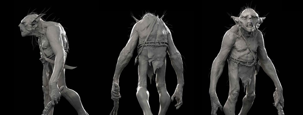 The Hobbit Concept Art MA01
