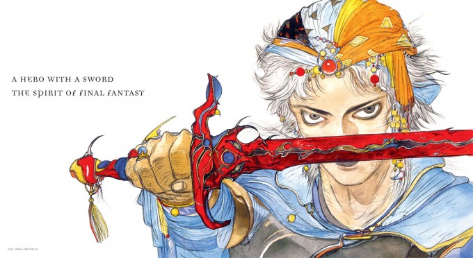 The_Sky_The_Art_of_Final_Fantasy_Yoshitaka_Amano_12