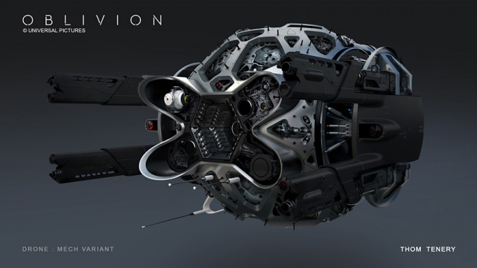 ThomTenery_Oblivion_Concept_Art_Drone_Mech