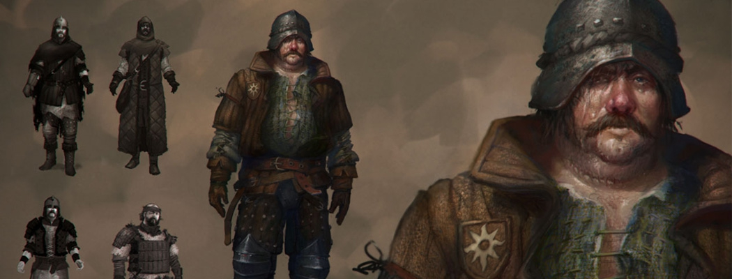 Witcher 3 Wild Hunt Concept Art AS MA01