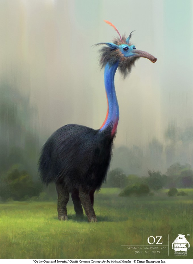 giraffe_creature_by_michael_kutsche_Oz_Concept_Art