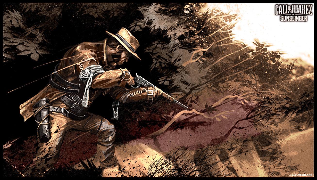 Call Of Juarez Gunslinger | Parte 2 | Bob Ollinger