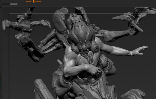 Cyborg_Design_Concept_Art_Production_Techniques_MA01