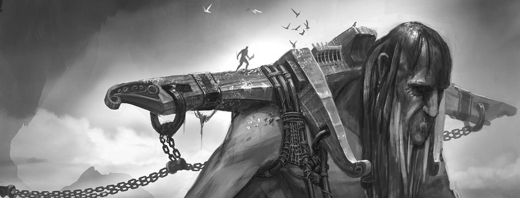 God of War Ascension Concept Art 02MA