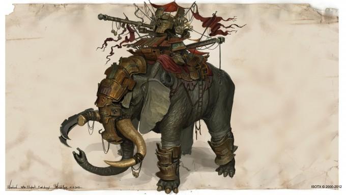 Michal_Kus_Art_warlord-elephant